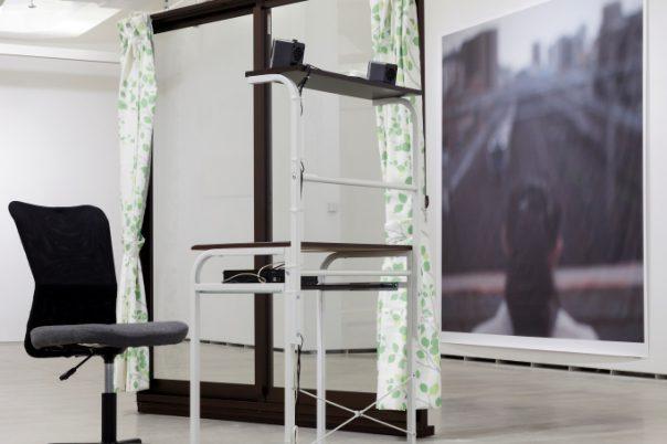 滝沢達史×アリスの広場 「表現の森」展 インスタレーション(2016)