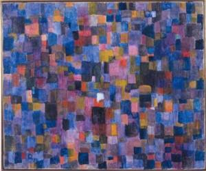 瑛九《作品》1959年 高崎市美術館