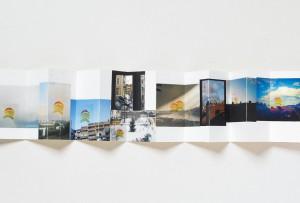 石塚まこ《Under the same blue sky (同じ青い空の下で)》2009年- プロジェクト サイズ可変 作家蔵 撮影:Stephane Ruchaud