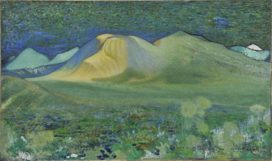 Mt. Akagi (Moonlight)