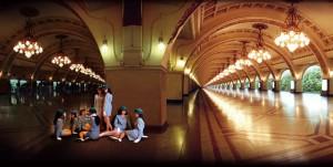 ②《次の階を探してⅠ》(部分)1996年 高松市美術館蔵